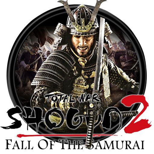 Shogun 2 Total War Fall of the Samurai Icon by *OutlawNinja on deviantART