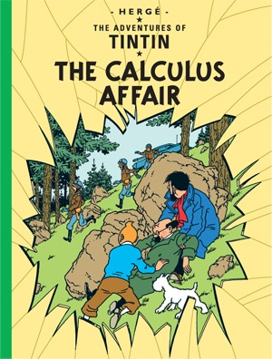 I am a big fan of the Tin Tin adventures and love the artwork