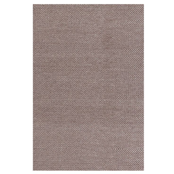 Chocolate/Grey Wool Woven Rug http://www.augusthaven.com/shop/3x5-choc-grey-wool-woven-rug/