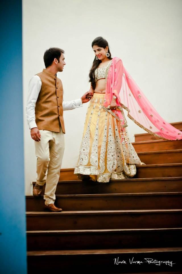 A Sweet, Sindhi wedding in Raipur: Priyanka and Rahul