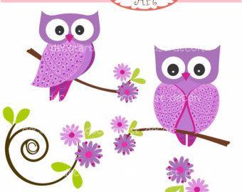 Purple Owl On Branch | www.pixshark.com - Images Galleries ...