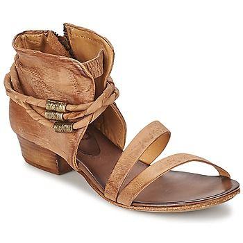Airstep-A.S.98 LAUFER braun Preis:  111,20 €.  Angenehm zu tragen kombiniert dieser Schuh eine Innensohle aus Leder mit einem Innenfutter aus Leder.  #sandalen damen  #A.S.98 Schuhe