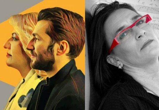 """Η στιχουργός #Λίνα_Νικολακοπούλου και η δημοσιογράφος Αλεξάνδρα Χριστακάκη θα συνομιλούν με καλεσμένους ανθρώπους των γραμμάτων και των τεχνών στο μουσικό χώρο Σφιγγα music Theater  κάθε Τετάρτη καθ"""" όλη τη διάρκεια του Μαρτίου. ___________________________ #music #art #song #singer  http://fractalart.gr/vradies-logou-kai-mousikis/"""