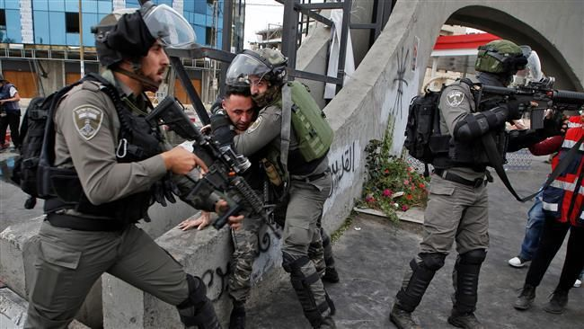 PressTV-Israel arrests three Turkish nationals in al-Quds