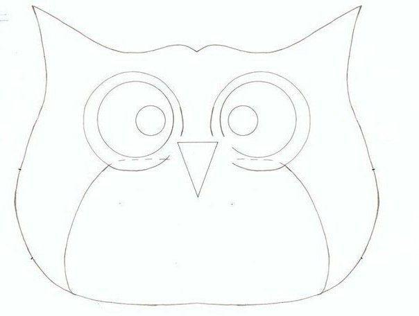 Molde para hacer una almohada con forma de buho 2 moldes  : 753b93b4cc19c4c5b5edc6a5d64e5498 from es.pinterest.com size 604 x 456 jpeg 18kB