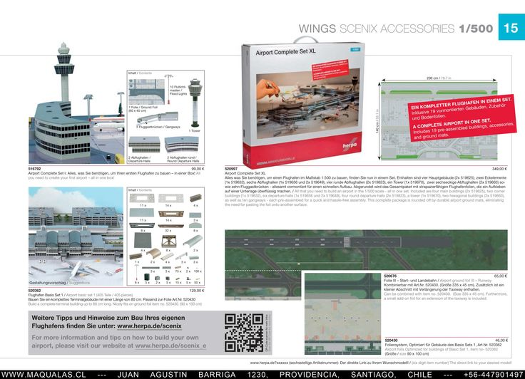Catalogo Herpa wings 2015