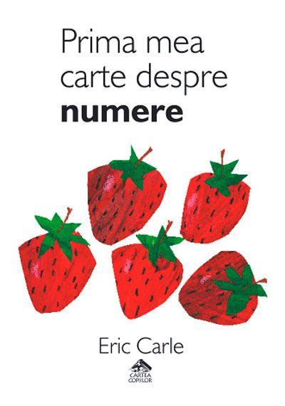 Prima mea carte despre numere - coperta