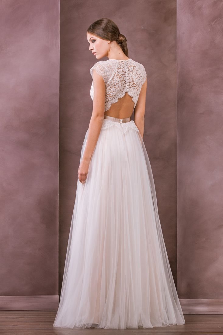 #Micie.#weddingdress#weddinggown#チュール#ミーチェ#ウエディングドレス#レース#新作#