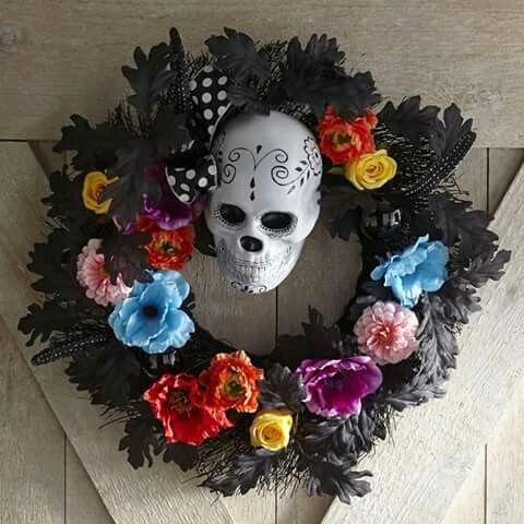 more ideas halloween wreathshalloween decorationshalloween - Glitter Halloween Decorations