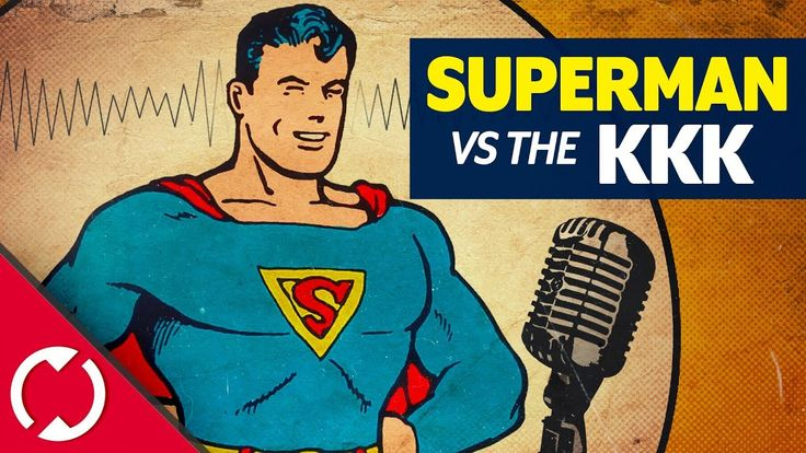 """How Superman Fought the KKK... FOR REAL! 