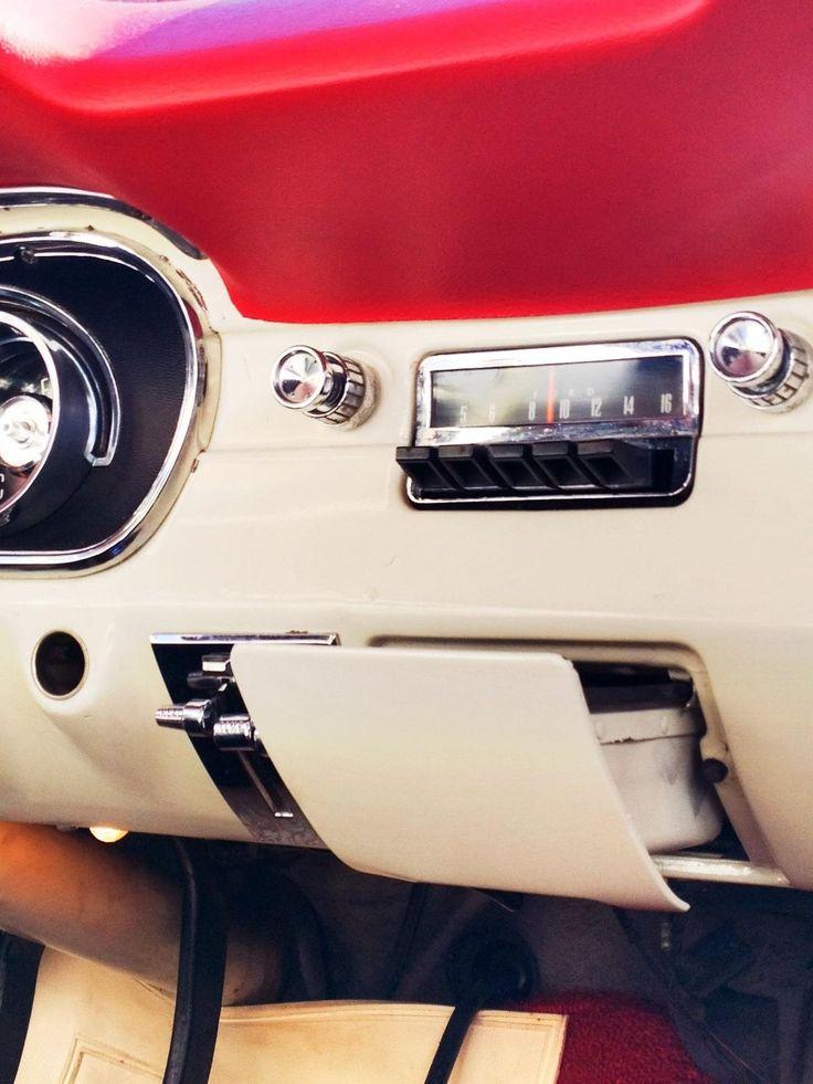 My 1965 Mustang
