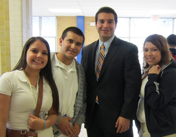 District 5 Councilman David Medina Visited The San Antonio