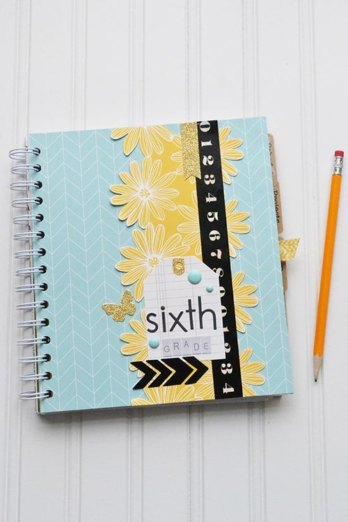 DIY School Agenda by Aly Dosdall | SCT
