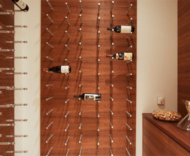 Renowned for creating efficient and simple wine #storage solution, the Nek-Rite Wine #Bottle Rods by vindegarde is designed to unveil the versatility