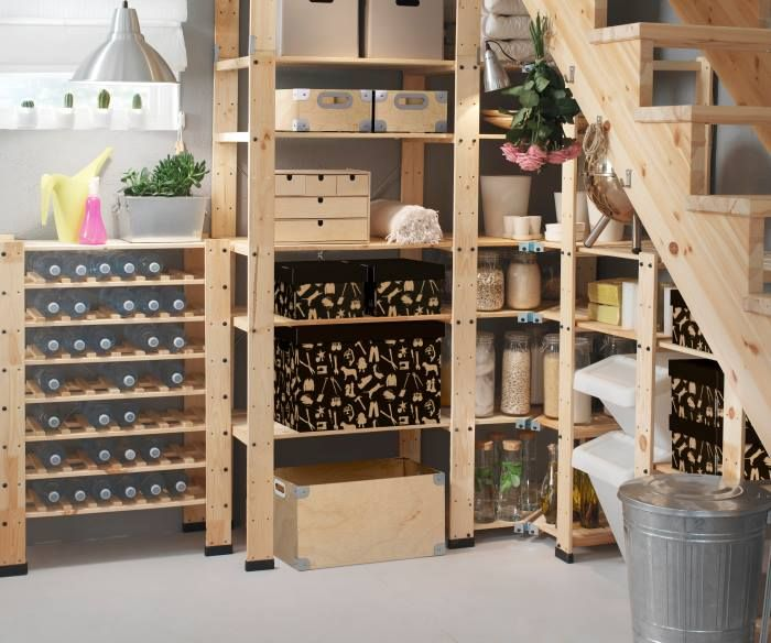 66 best images about sous escalier on pinterest nooks. Black Bedroom Furniture Sets. Home Design Ideas