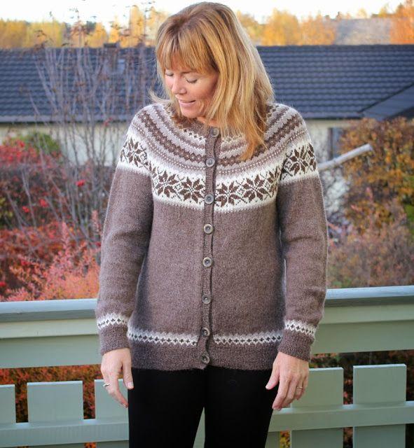 Knitting Nancy Patterns : 52 best Nancy kofta images on Pinterest Rubber bands, Fair isles and Cardigans