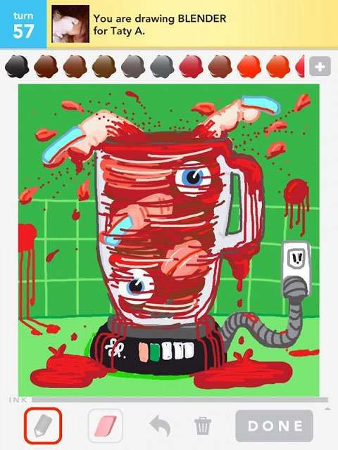 This is a nasty drawling but it is amazing i would never be able to drw his