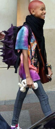 Mad Pax cool bags for kids and adults. Pink bubble bag. Celebrity style. School bag. Backpack. Willow Smith