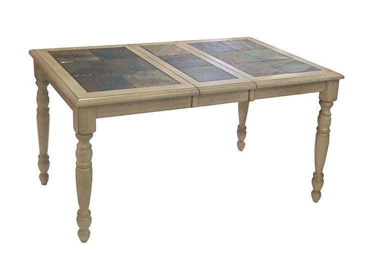 Стол обеденный раскладной T 14311 WW — Центральный Дом мебели