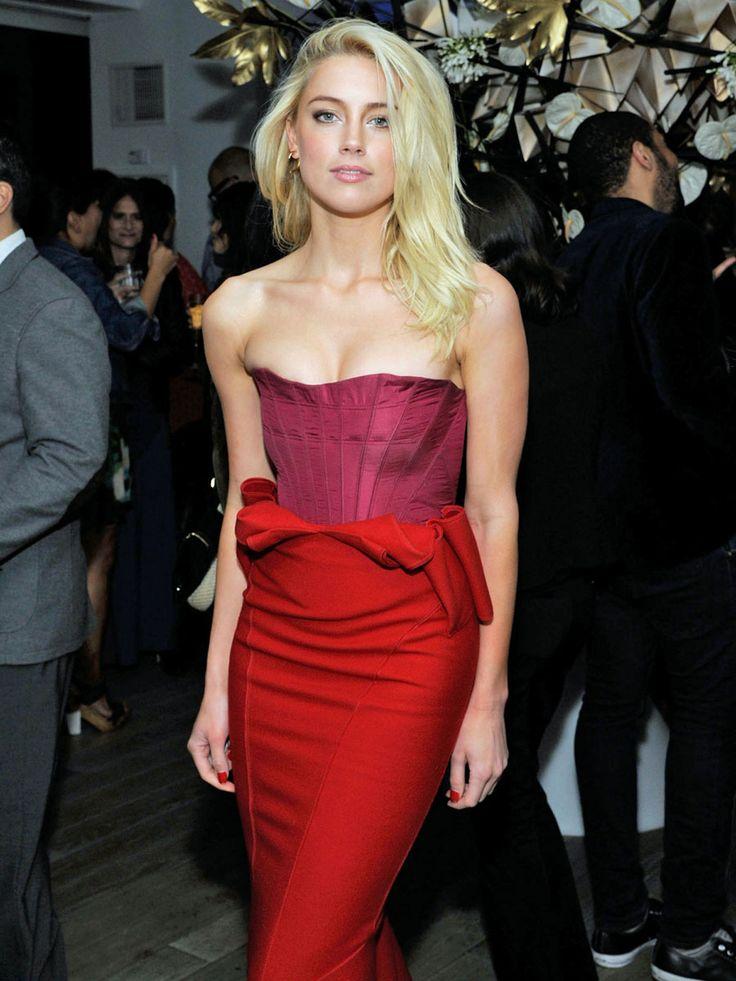 Amber Heard (blondie)
