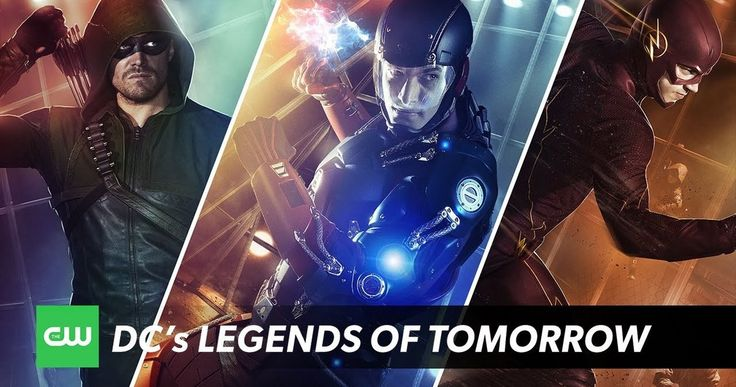 'Legends of Tomorrow' Trailer Shows the Evolution of 'Arrow' & 'Flash' -- Witness the DC Comics origins from 'Arrow', 'The Flash' and 'Legends of Tomorrow' in an epic new trailer for all three series. -- http://movieweb.com/legends-tomorrow-trailer-flash-arrow-evolution/