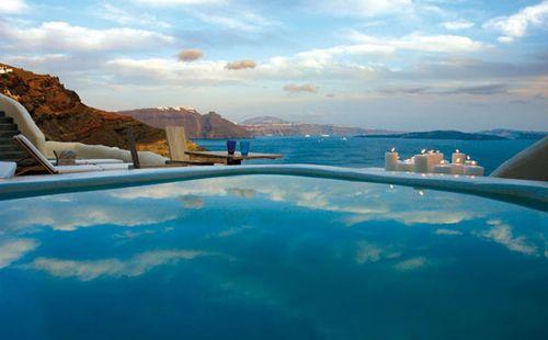 Mystique Hotel - Santorini #JetsetterCurator