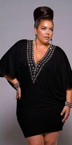 Plus Size Clubbing Dresses - http://www.trendscender.com/plus-size-clubbing-dresses/