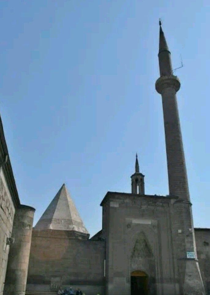 Hunad Hatun mosque-Constructive: Seljuk Sultan I. Alaaddin Keykubad's wife Mahperi Hunad Hatun-Year built: 1238-Kayseri