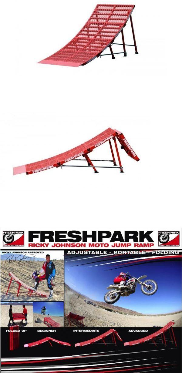 Ramps and Rails 91565: Freshpark Ramp (Motocross Moto Bmx Ramp Jump Bike Skate Skateboard Scooter Fmx) -> BUY IT NOW ONLY: $1500.0 on eBay!