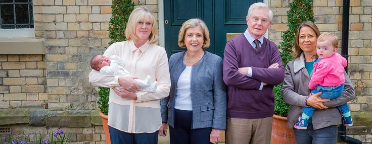 Last Tango in Halifax | PBS | Season 3 Premier June 28, 2015