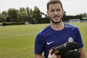 Photo: Eden Hazard reveals Chelsea FC target practice ahead of Man City clash: * Photo: Eden Hazard reveals Chelsea FC target practice…