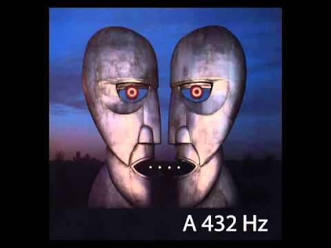 Pink Floyd - The Division Bell - Full Album (A 432 Hz) 320kbps