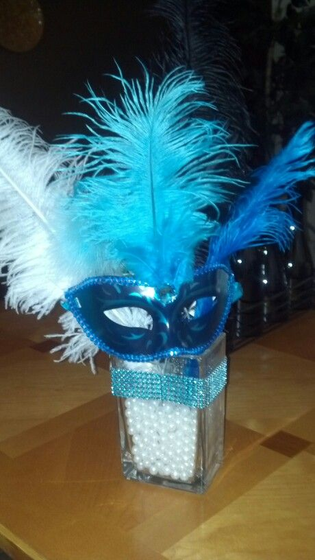 Best 25 Masquerade Centerpieces Ideas On Pinterest