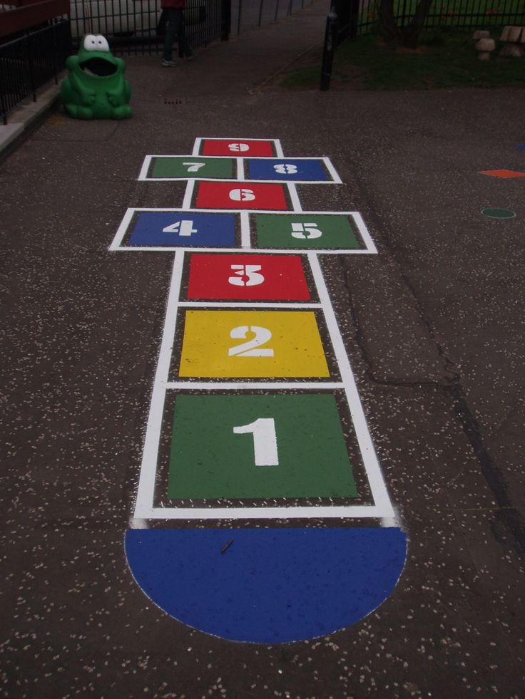playground painting designs | Painting Playground Graphics
