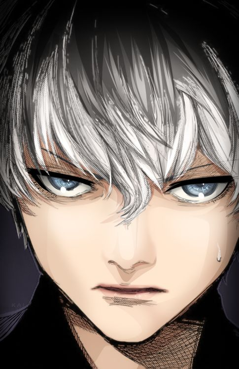 Sasaki Haise from Tokyo Ghoul: RE. Original by Ishida Sui.