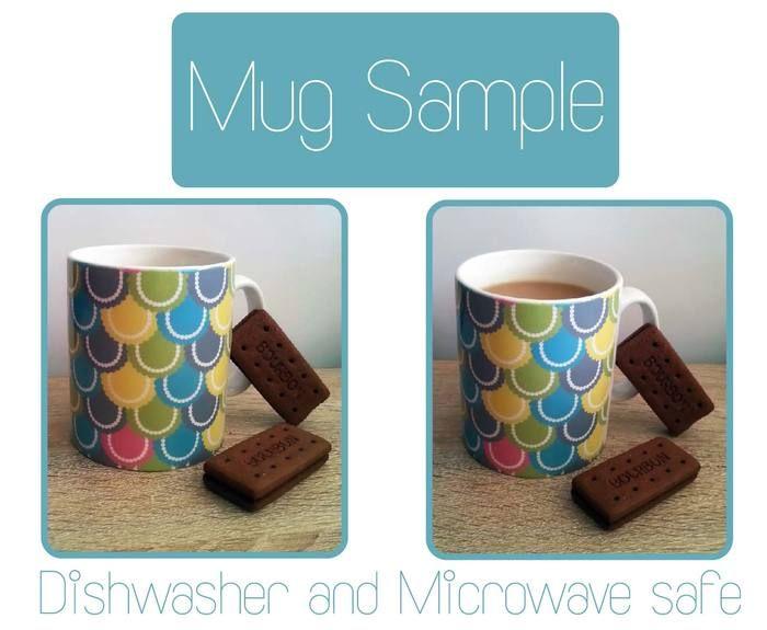 Mug Sample by DDC Vinyl's