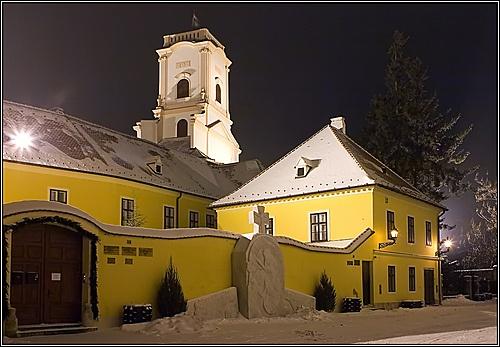 Csendes-áhítat - Busa Péter Győr - Hungary