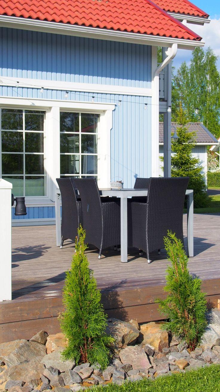 Our terrace deck