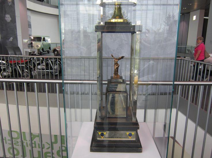 Le Mans trophy