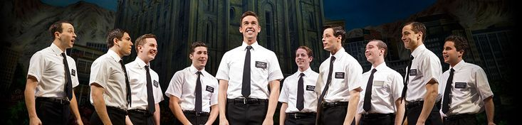 The Book of Mormon / The Bushnell Center for the Performing Arts / March 18, 2014