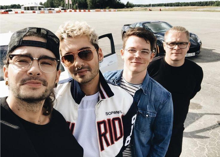 Cadillac Europe Race  Tokio Hotel ❤️