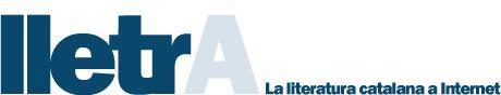 lletrA-UOC, la literatura catalana a internet.