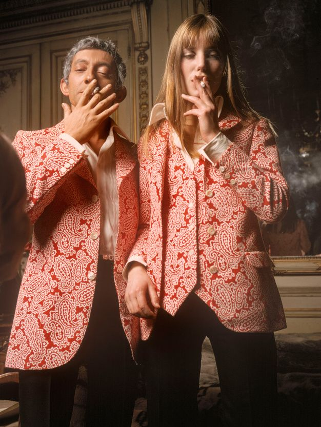 Jane Birkin photographies Serge Gainsbourg 1969