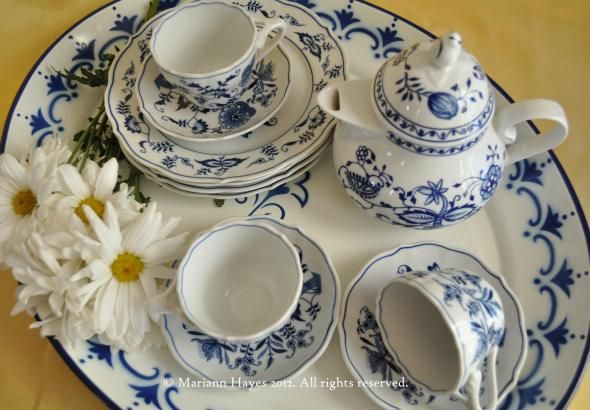 283 Best Images About Blue Onion Mostly Meissen On