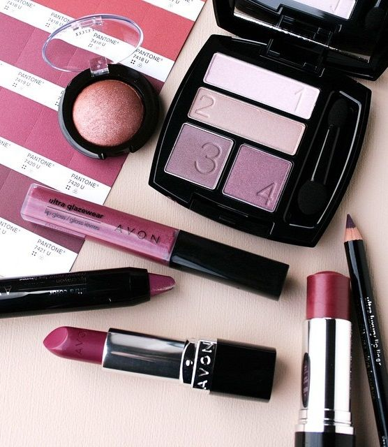 Today I'm taking beauty inspiration from Marsala, Pantone's 2015 Color of the Year with my pretty faves from #AvonMakeup and mark. www.youravon.com/lezstep #AvonRep #Avon