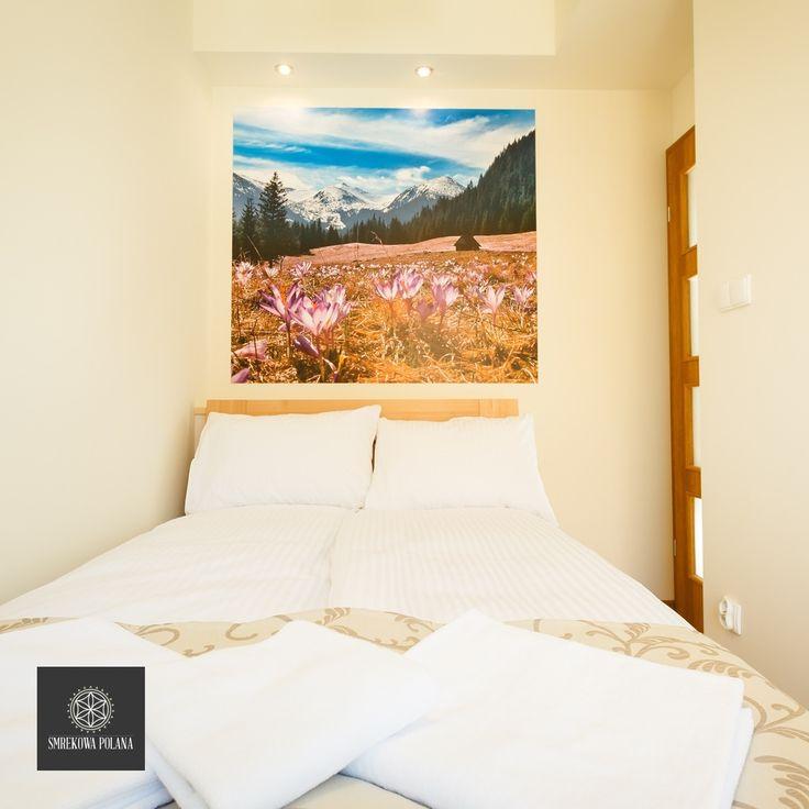 Apartament Świstówka - zapraszamy! #poland #polska #malopolska #zakopane #resort #apartamenty #apartamentos #noclegi #bedroom #sypialnia