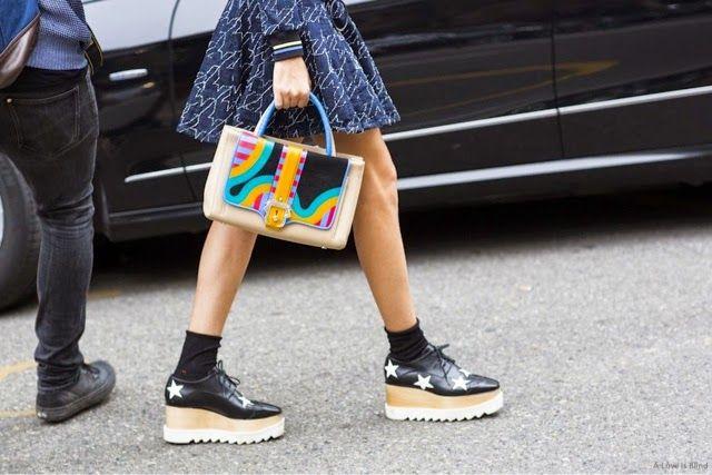 Stella McCartney flatform shoes,Stella McCartney platform oxford shoes,Stella McCartney oxford ayakkabı,Stella McCartney platform ayakkabı,platform oxford ayakkabı,flatform oxford shoes,oxford ayakkabı modelleri 2015,2014-2015 sonbahar/kış ayakkabı modelleri,2014-2015 f/w shoes trends,moda blogları,stil blogları,style blogs,fashion blogs,street style,sokak modası,platform topuk oxford ayakkabılar