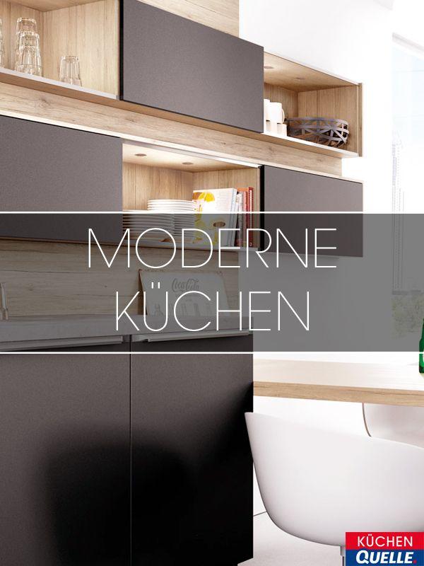 Mer enn 25 bra ideer om Küche Quelle på Pinterest Natron putzen - küche weiß mit holz