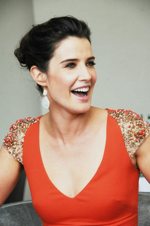 Cobie Smulders is in The Avengers but you will always be Robin from How I met your Mother for me. :)