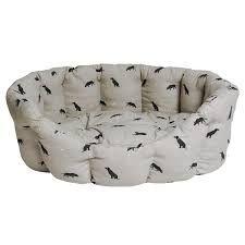 Image result for dog bed black labrador